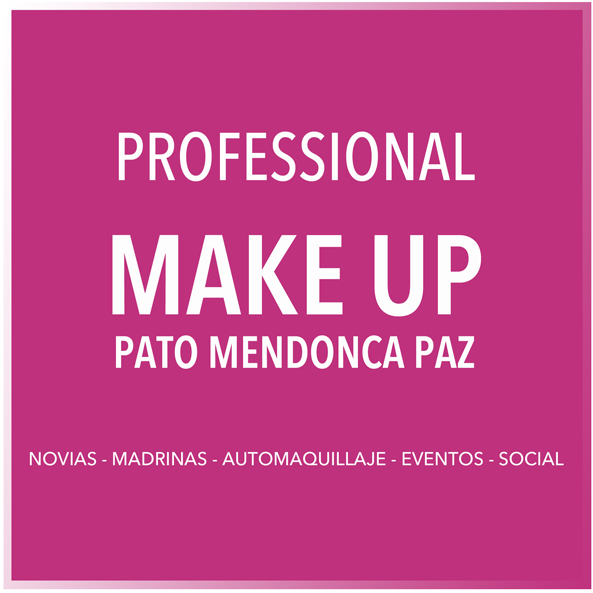 Make Up                   Pato Mendonca Paz