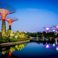 Alistate-Entrada a Gardens by The Bay