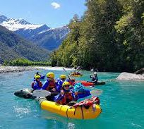 Alistate-Rafting en Queenstown