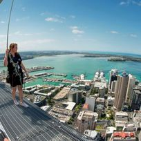 Alistate-Skywalk en Auckland